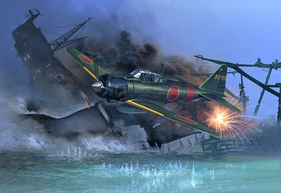 Aviation - Zero Attack - Pearl Harbour